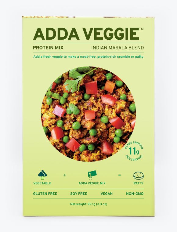 Adda Veggie Protein Mix – Indian Masala Blend