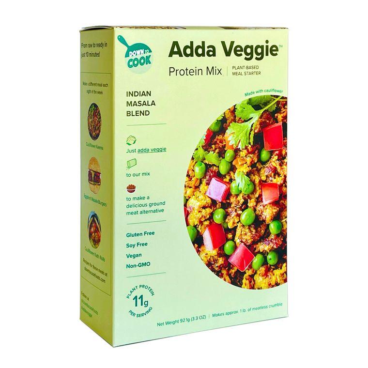 Adda Veggie Protein Mix – Indian Masala Blend
