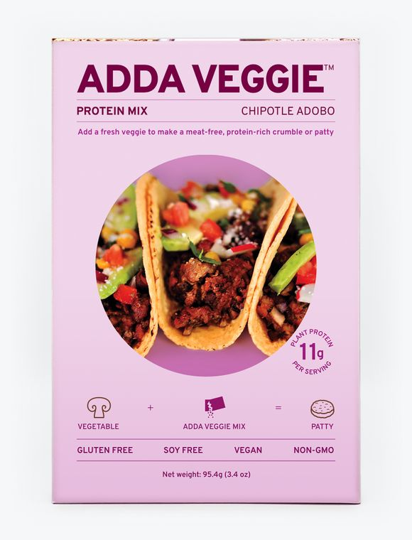 Adda Veggie Protein Mix – Chipotle Adobo