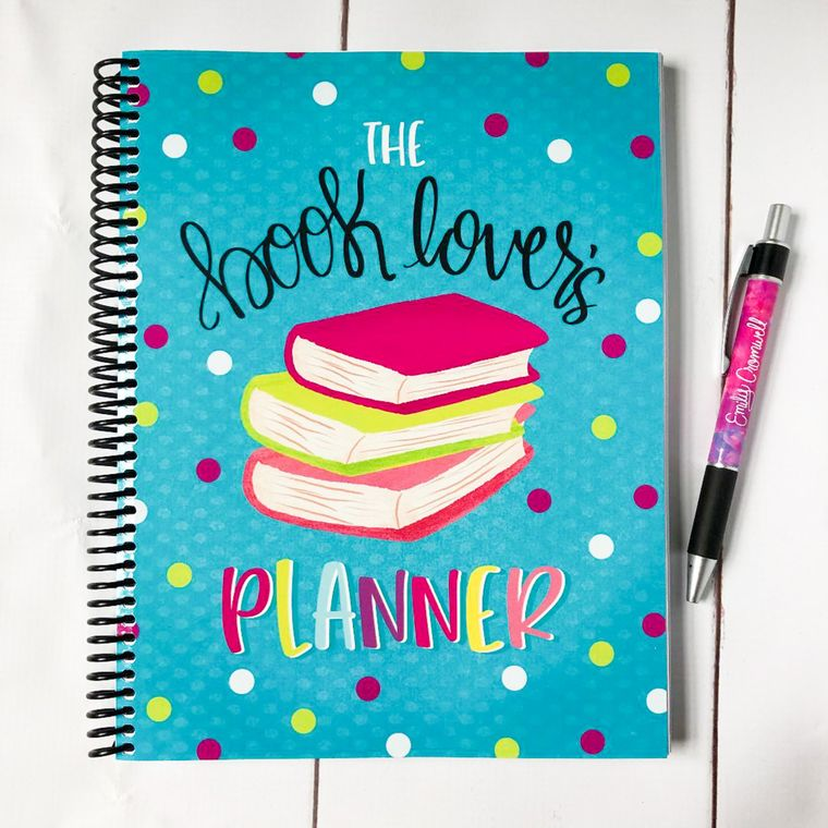 The Book Lover's Planner