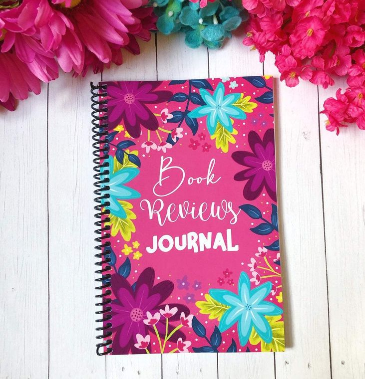 Floral Book Review Journal