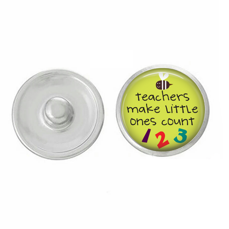 Teachers Make Little Ones Count Snap