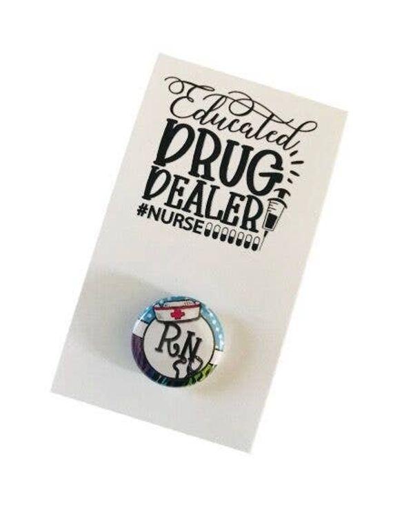 Say It In A Snap - Educated Drug Dealer Nurse Card