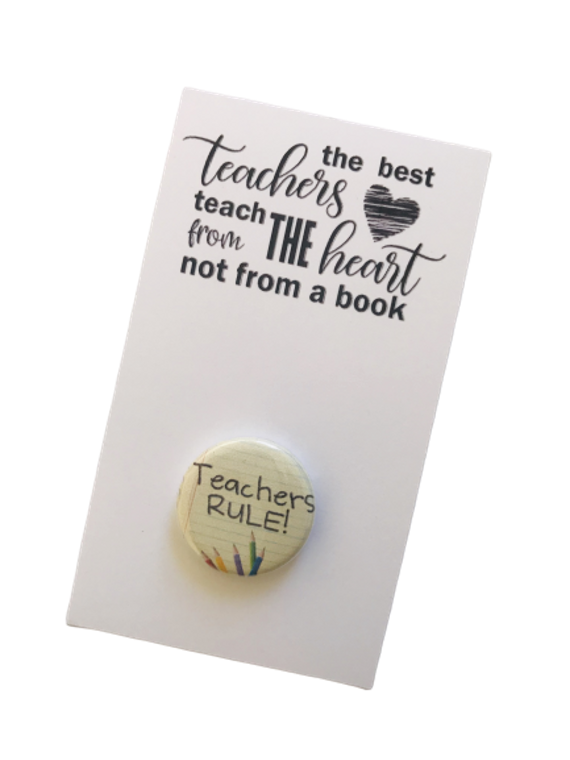 Say It In A Snap - The Best Teachers Teach from the Heart