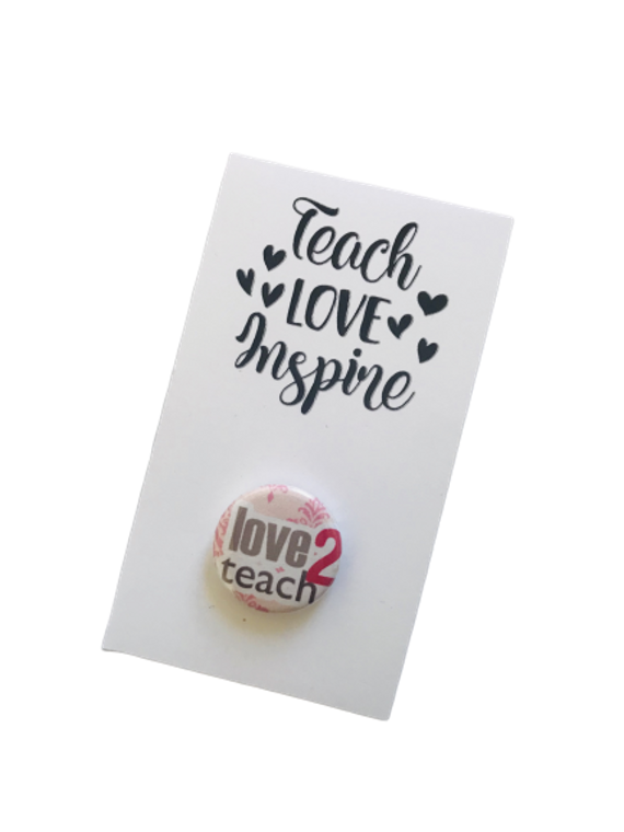 Say It In A Snap - Teach Love Inspire