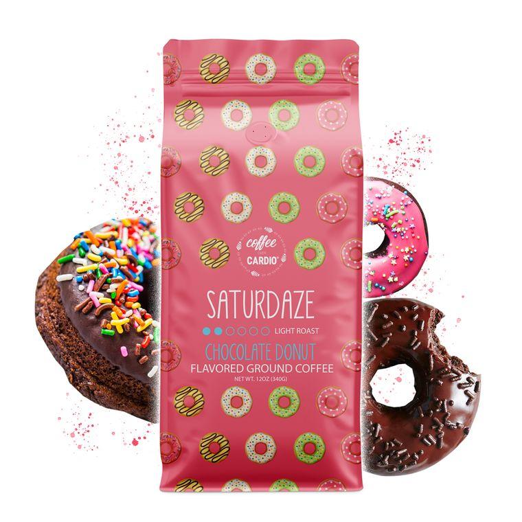 Saturdaze- Chocolate Donut Coffee
