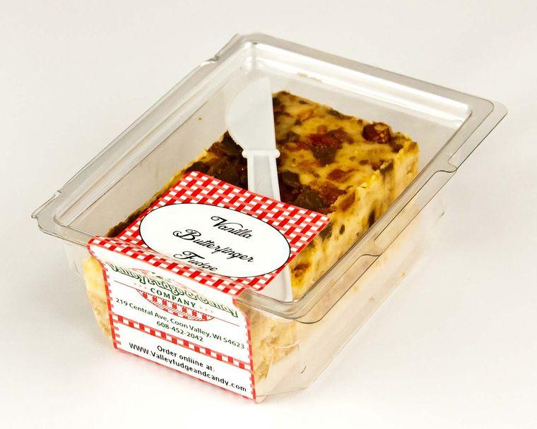 Vanilla Fudge with Butterfinger®