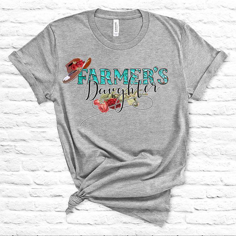 Farmers Daughter Rustic T-shirt