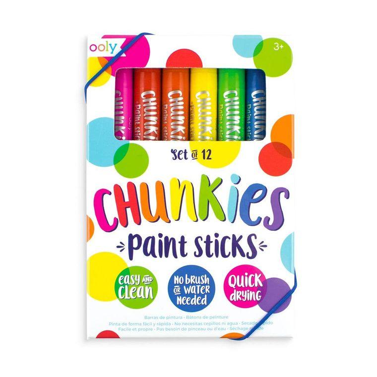 Chunkies Paint Sticks Original Pack - Set of 12
