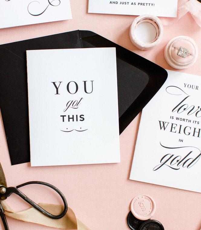 You Got This Boobies, Encouragement & Sympathy Card