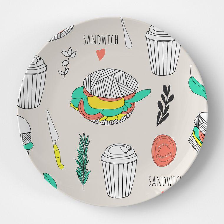 I Love Sandwiches