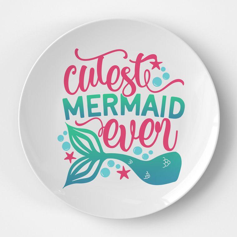 Cutest Mermaid