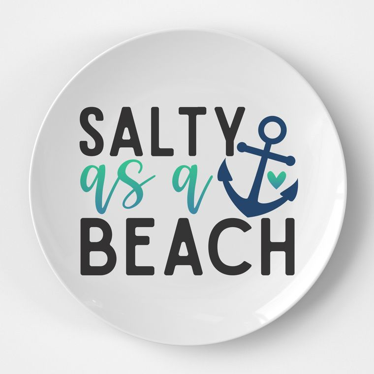 Salty As A Beach