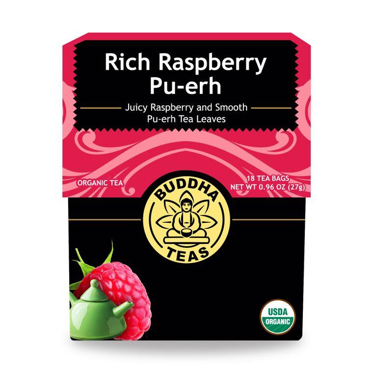Rich Raspberry Pu-erh
