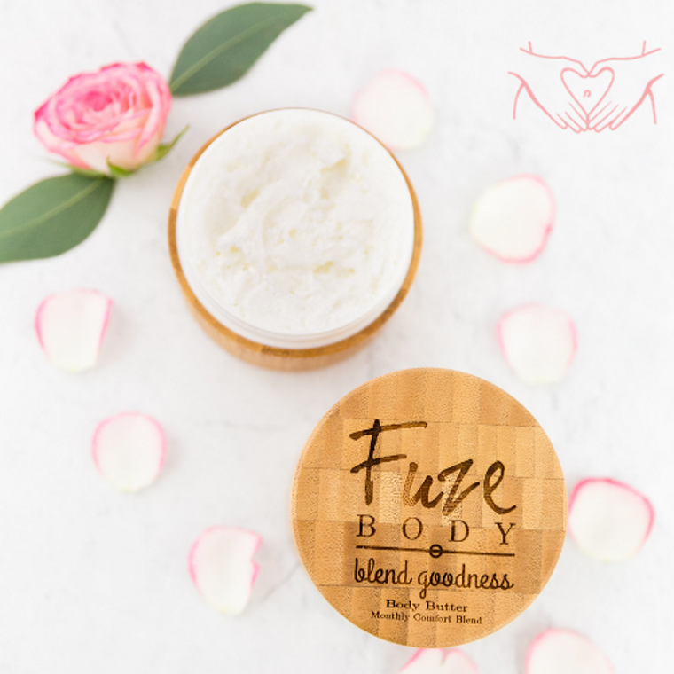 Monthly Comfort - Body Butter
