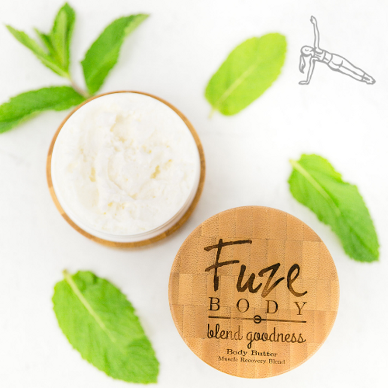 Muscle Recovery - Body Butter