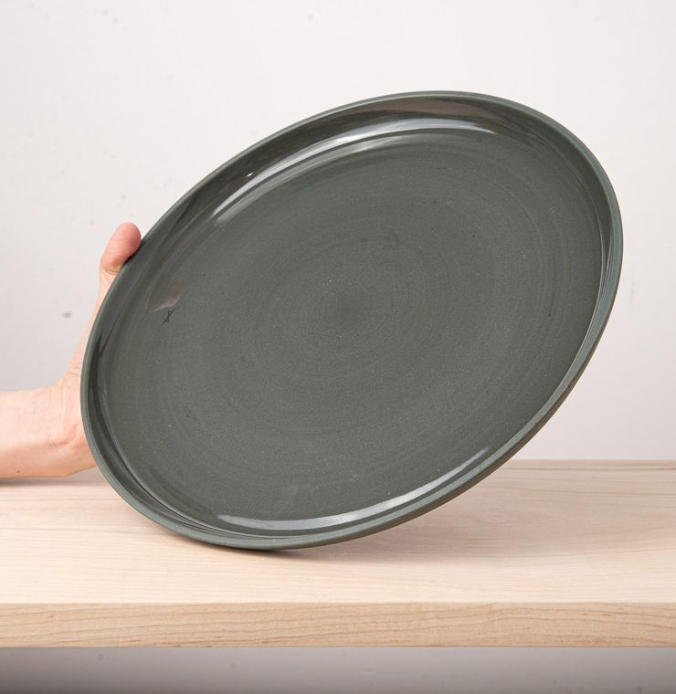 """10"""" Dinner plates L'Insolence"""