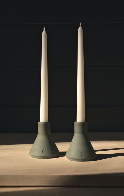Candle holder - L'Insolence