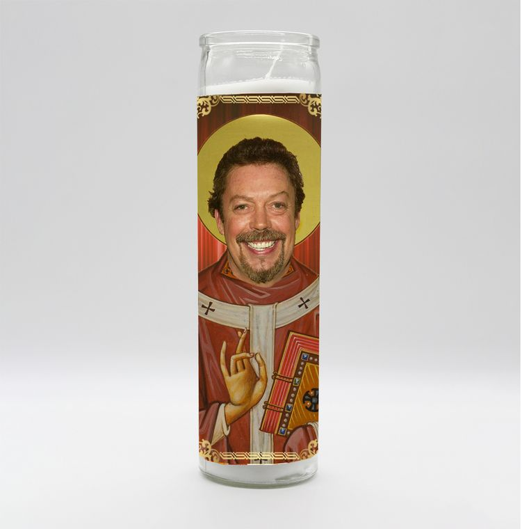 Tim Curry Candle