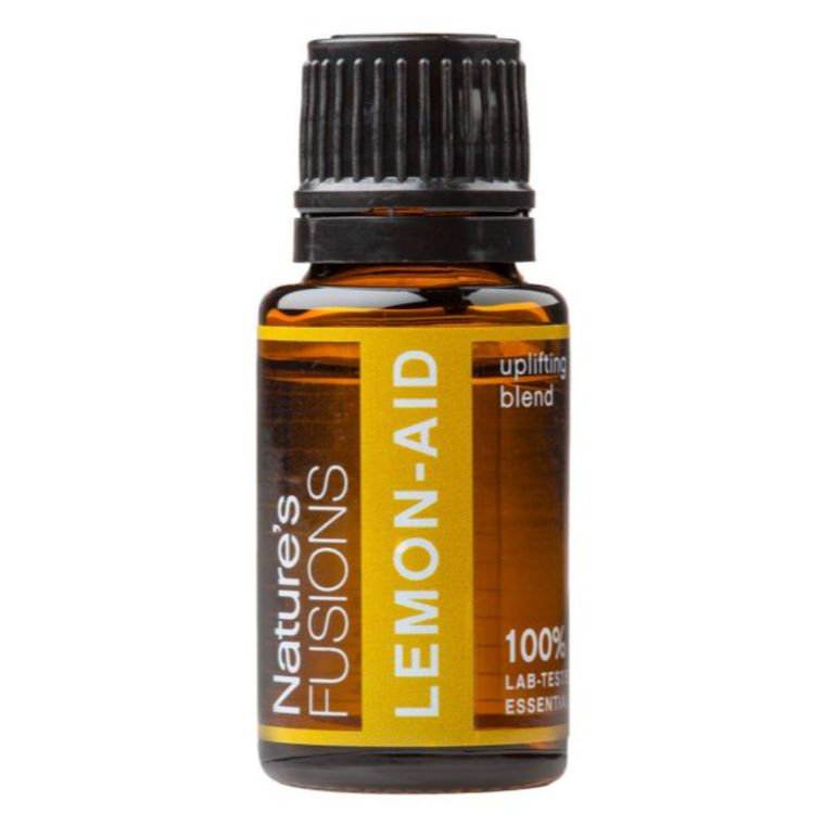 Lemon-Aid Essential Oil blend - 15ml