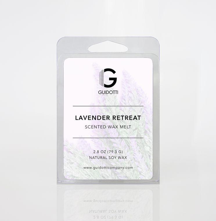Lavender Retreat Wax Melt