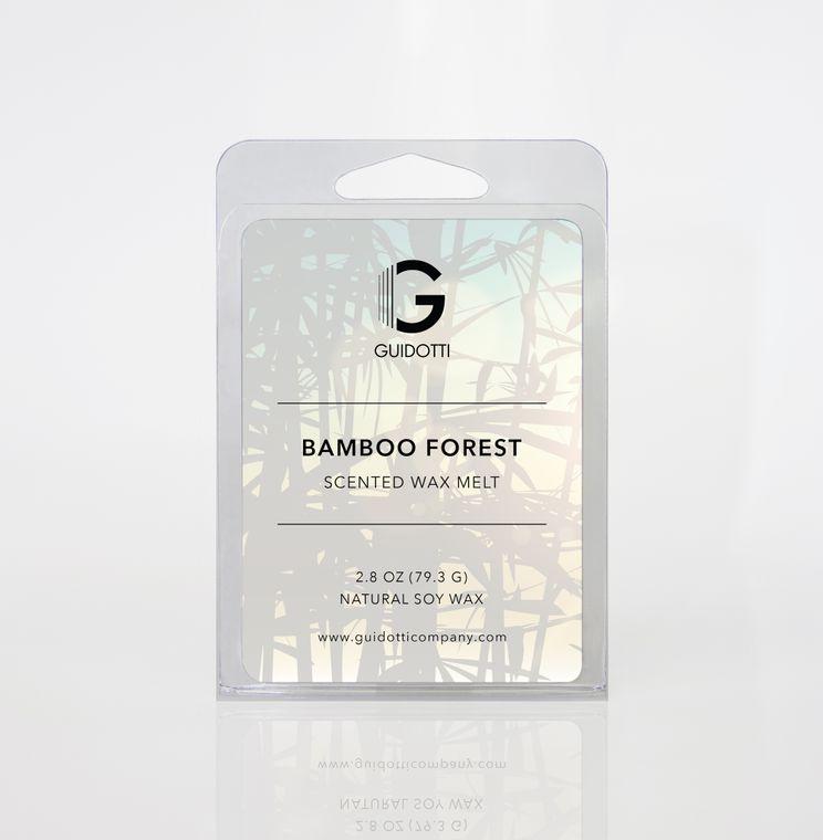 Bamboo Forest Wax Melt