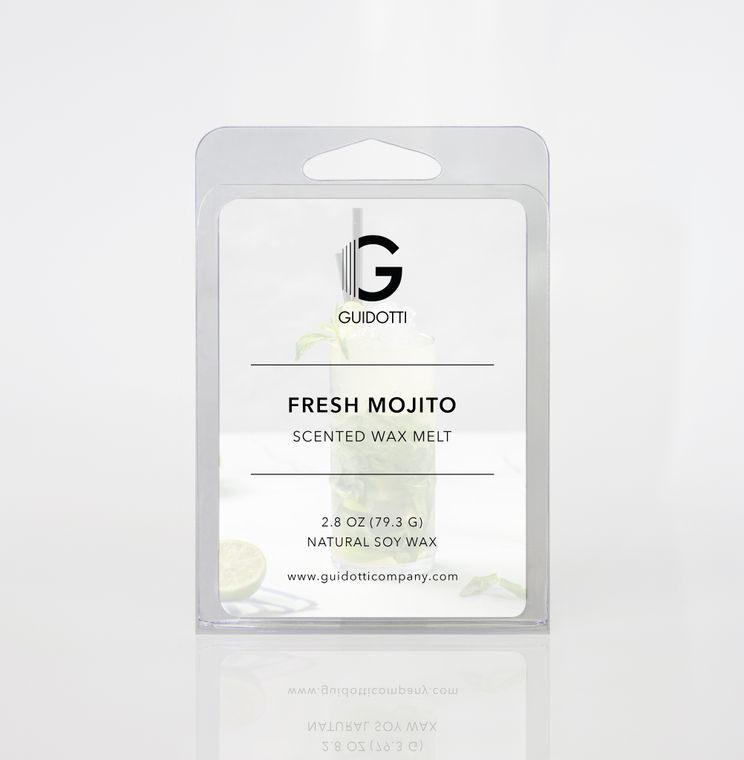 Fresh Mojito Wax Melt