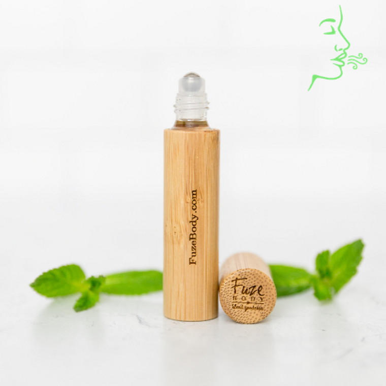 Breathe Clear Pure Essential Oil Blend Bamboo Roll-On - 10ml