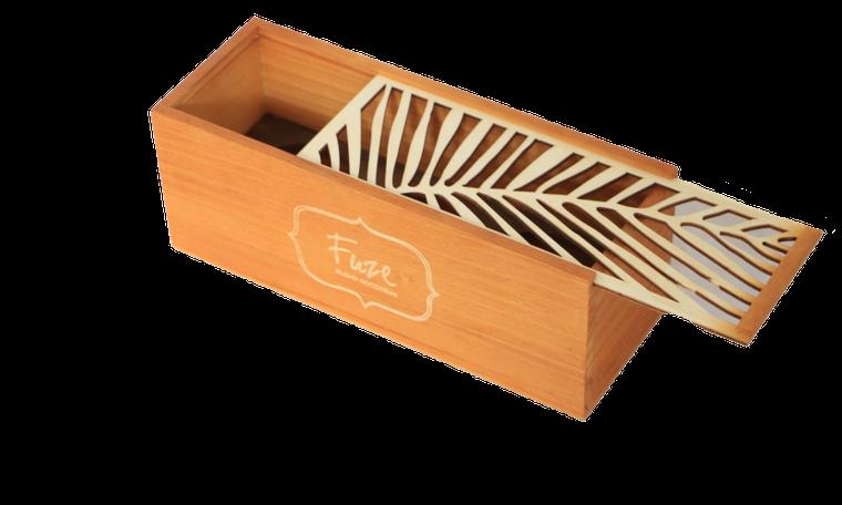 Bath Bomb Designer Wooden Box