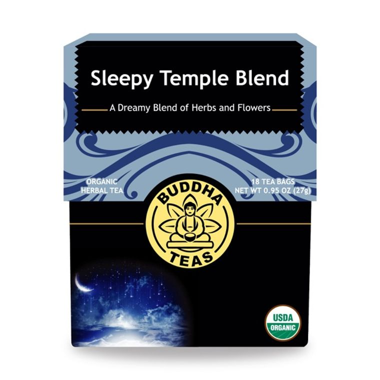Sleepy Temple Blend