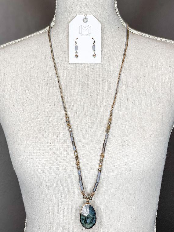 Duke Pendant Necklace