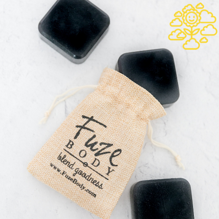 Joy Activated Charcoal Facial Soap