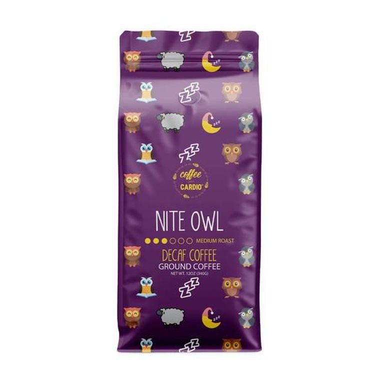 Nite Owl- Decaf Coffee