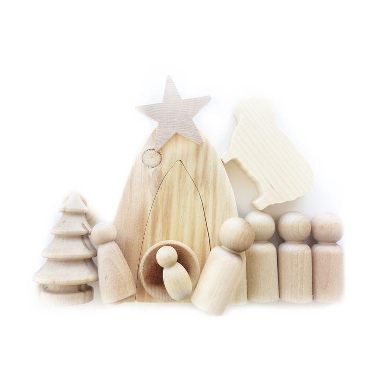 Nativity Craft Set
