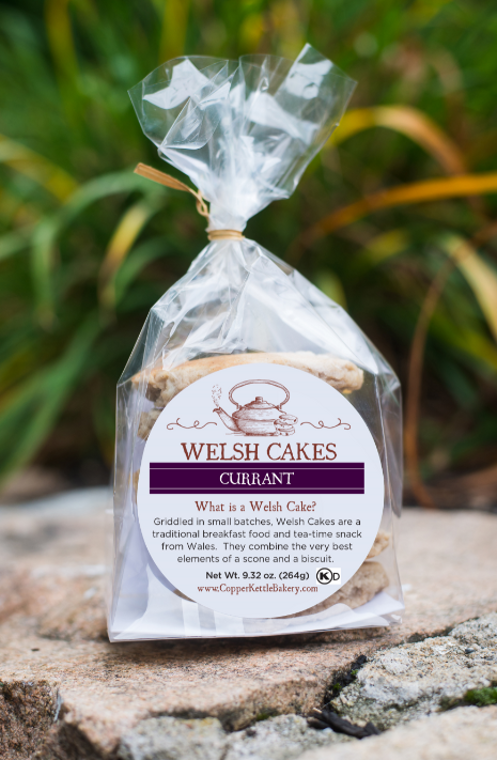 Currant Welsh Cakes