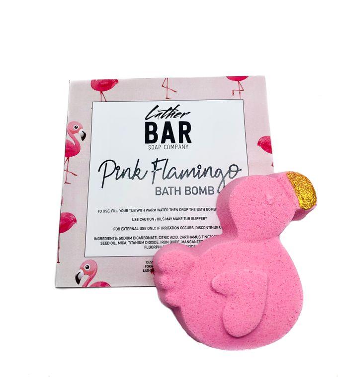Pink Flamingo Bath Bomb