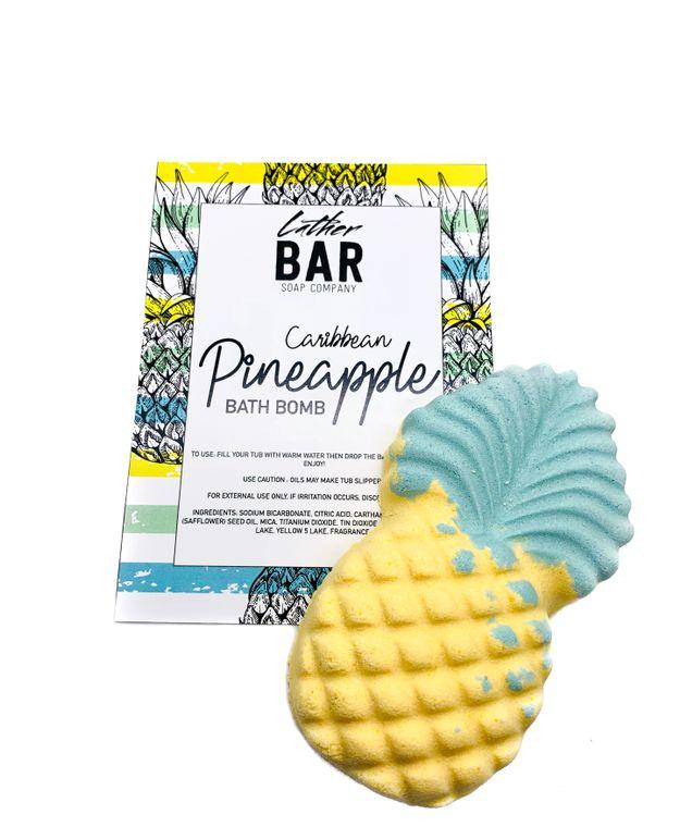 Caribbean Pineapple Bath Bomb