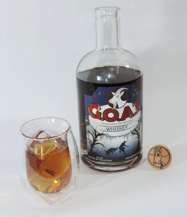 Greatest Of All Time, GOAT Whiskey