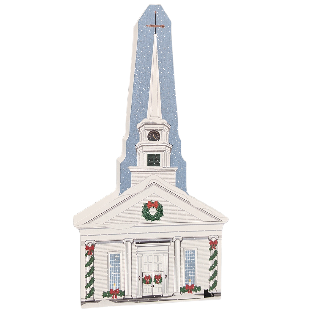 Stowe Vermont Christmas, Stowe Community Church