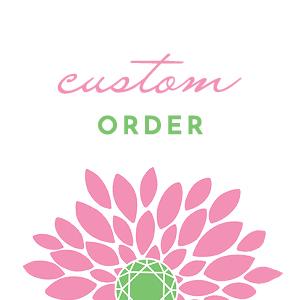 Order for Julie