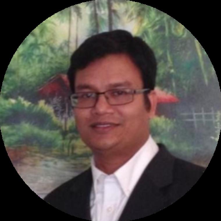 Pinaki R. Majhi, Ph.D.