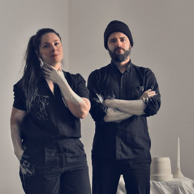Benedicte and Jerome Leclere